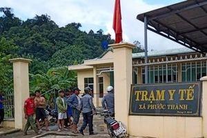Quảng Nam: Đi làm rẫy, 5 người bị sét đánh thương vong