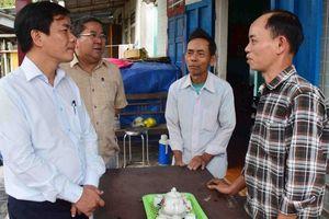Dự án nhà ở chống lụt bão tại Thừa Thiên - Huế về đích sớm