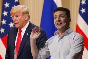 Nghị sỹ Ukraine đòi điều tra Tổng thống Zelensky về nghi vấn phạm tội