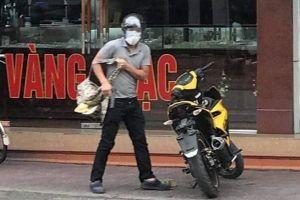 Xác định nghi phạm nổ súng cướp tiệm vàng ở Quảng Ninh