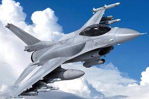 Chiến đấu cơ F-16 Mỹ rơi ở Đức