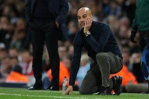 HLV Guardiola bóng gió chuyện chia tay Man City