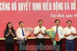Thái Bình bổ nhiệm Giám đốc Sở Nội vụ và Phó Ban QLKT mới