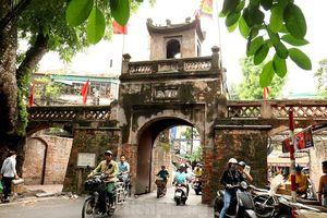 5 cửa Ô lịch sử Hà Nội ngày nay