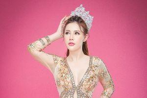 Á hậu Trang Milan làm giám khảo Hoa hậu Doanh nhân sắc đẹp thế giới 2019