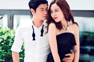 Vợ chồng Hồ Hoài Anh về quê giỗ bố sau ồn ào ly hôn
