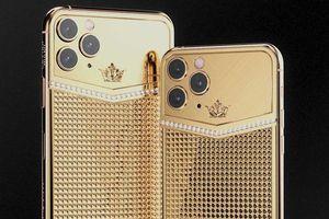 Caviar giới thiệu các chế tác xa xỉ của iPhone 11