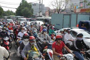 Ô nhiễm môi trường không khí tại TP Hồ Chí Minh diễn biến phức tạp