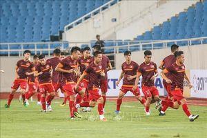 Chốt danh sách Đội tuyển Việt Nam đấu với Malaysia vào tối 10/10