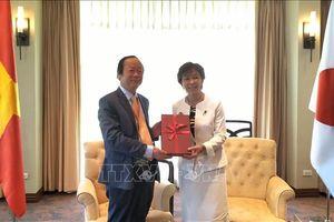 Nhật Bản ủng hộ các ưu tiên môi trường trong năm Việt Nam làm Chủ tịch ASEAN 2020