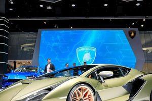Lamborghini sẽ tung ra một chiếc sedan chạy hoàn toàn bằng điện