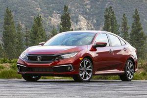 Honda Civic 2020 chốt giá gần 460 triệu đồng