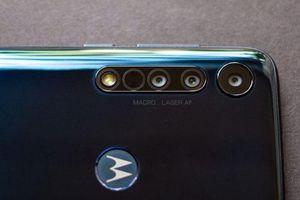 Motorola One Macro trình làng: Chống nước, 3 camera sau, RAM 4 GB, giá hơn 3 triệu