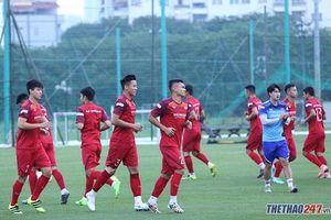 HLV Park Hang Seo chính thức Chốt danh sách ĐT Việt Nam đấu Malaysia, 'choáng' với 2 cái tên bị loại