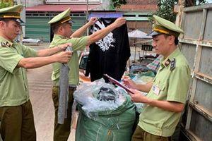Lạng Sơn: Tạm giữ lô hàng nhập khẩu trị giá hơn 320 triệu đồng