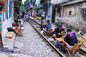 Hà Nội 'dẹp' cà phê đường tàu