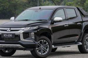 Mitsubishi Triton nâng cấp trang bị, quyết đấu Ford Ranger