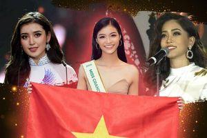 Quyết tâm như Kiều Loan: 'Xa mặt đất' 30 tiếng, học thuộc bài thuyết trình Top 10 Miss Grand Int' 2019