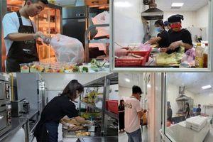 GrabKitchen và khả năng chiếm lĩnh thị trường giao đồ ăn nhanh của Grab