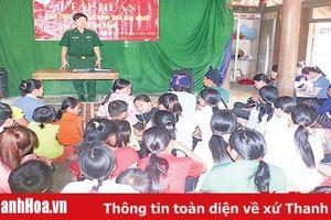 Bộ đội Biên phòng tỉnh làm tốt công tác vận động quần chúng