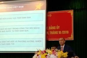 Ban Tuyên giáo Trung ương: Hội nghị báo cáo viên các tỉnh, thành ủy, đảng ủy trực thuộc Trung ương khu vực phía Nam