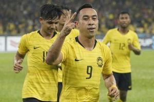 Lão tướng Malaysia tuyên bố sẽ 'xé lưới' đội tuyển Việt Nam