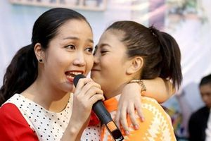 Ba tình bạn đẹp hiếm có trong showbiz Việt