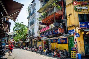 Những phố 'Hàng' Hà Nội đã mất tên