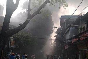 Hà Nội để xảy ra hơn 2600 vụ cháy