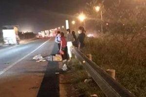 Lái xe khách tông 3 công nhân thương vong đã ra trình diện