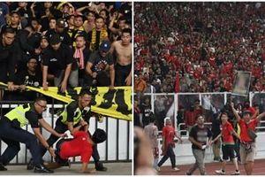 Indonesia thoát án phạt treo sân sau vụ tấn công CĐV Malaysia