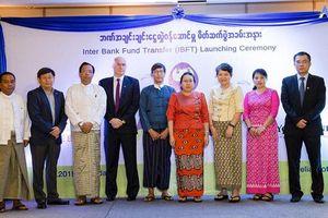 FPT IS tạo bước ngoặt trong dịch vụ liên ngân hàng tại Myanmar