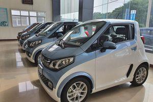Soi mẫu xe điện siêu nhỏ giá rẻ 75 triệu đồng gây sốt