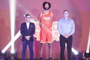Lộ diện trang phục thi đấu của Saigon Heat tại ABL 10