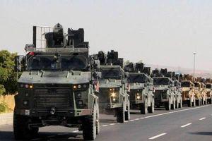 Ông Erdogan tuyên bố bắt đầu chiến dịch 'Mùa xuân Hòa bình' ở Syria