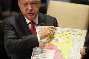 Tấn công người Kurd - Thổ Nhĩ Kỳ sắp vẽ lại bản đồ chiến tranh ở Syria