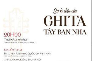 'Sự diệu kỳ của Ghita Tây Ban Nha'