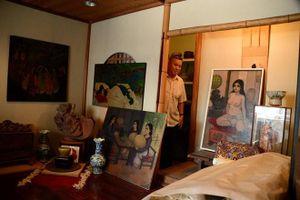 Vĩnh biệt họa sĩ Nguyễn Văn Trung - bậc thầy hội họa Việt Nam