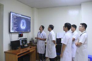 Bệnh viện không in phim khi chiếu chụp đầu tiên tại Việt Nam