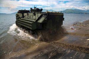 Mỹ - Nhật - Philippines tập trận gần biển Đông