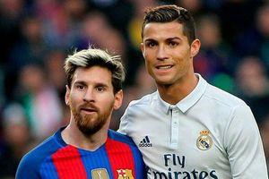 Messi: 'Ước gì Ronaldo vẫn tiếp tục đá cho Real Madrid'