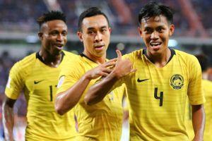 Cặp tiền đạo Malaysia sẵn sàng giành chiến thắng trước Việt Nam