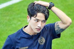 Cầu thủ Hàn Quốc được khen có gương mặt điển trai như idol