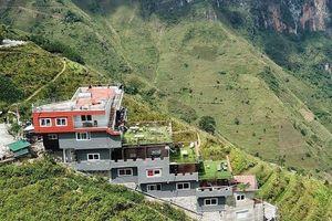 Nguyên GĐ công viên địa chất phủ nhận là chủ nhà nghỉ Mã Pì Lèng