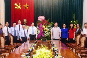 Chủ tịch Ủy ban T.Ư MTTQ Việt Nam chúc mừng Ngày giải phóng Thủ đô