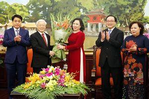 Tổng Bí thư, Chủ tịch nước Nguyễn Phú Trọng: Hà Nội phải giữ cho được bản sắc văn hóa