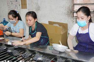 Mức lương doanh nghiệp trả cao hơn khoảng 8% -12% so với mức lương tối thiểu vùng