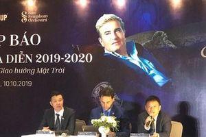Nghệ sĩ piano hàng đầu thế giới Jean-Yves Thibaudet biểu diễn tại Việt Nam