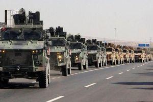 Thổ Nhĩ Kỳ chính thức tấn công đông bắc Syria
