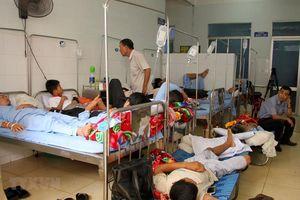 Quảng Bình: Sốt xuất huyết bùng phát, các bệnh viện quá tải